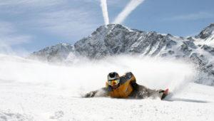 Alpin snowboard